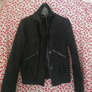 Outer Cage Jackets & Blazers - Wool Jacket