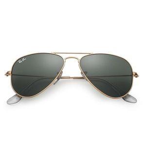 NEW! Ray-Ban Adult Small Aviator RB3044 Sunglasses