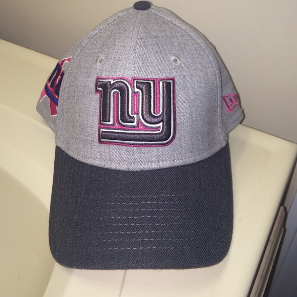 9323bb0e0 New Era Accessories | Ny Giants Hat Breast Cancer Edition | Poshmark