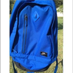 Nike Backpack (Blue)