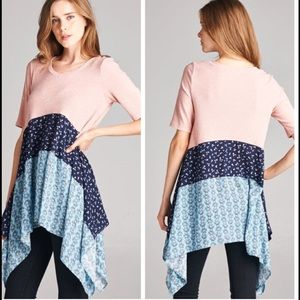 •tiered tunic•