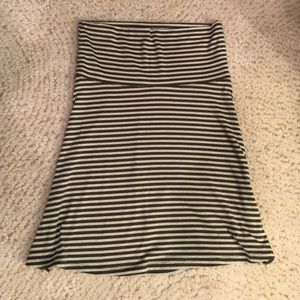 Mossimo Maxi Short Skirt