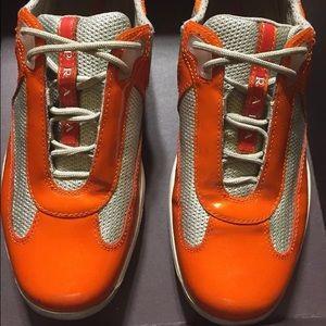 Prada Shoes | Prada Sneakers Size 7 2
