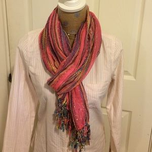 Accessories - Pretty colorful scarf