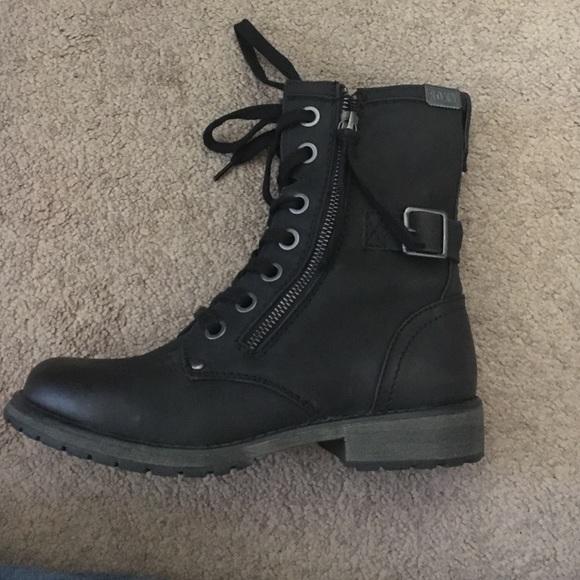 Roxy Shoes  Roxy Tierra Womens Boots Black