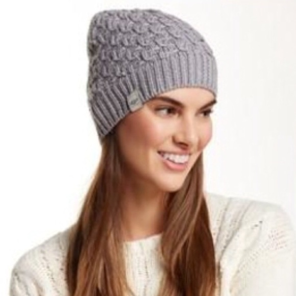 ️Ugg Knot Beanie Hat GRAY 55067a82c75