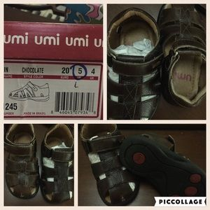 Umi Other - Little boy sandals