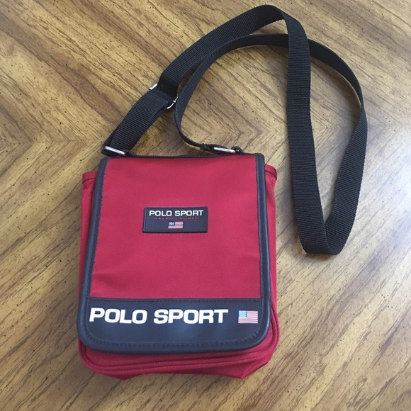 c7f69896f32 Polo by Ralph Lauren Bags   Polo Sport Crossbody Purse   Poshmark