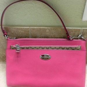 Coach Handbags - Coach Wristlet Wallet