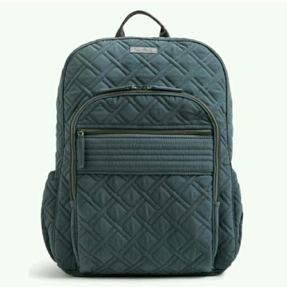 c006fbf67a54 Vera Bradley Campus Tech Backpack. M 579c2e9a4e8d17db7201b947