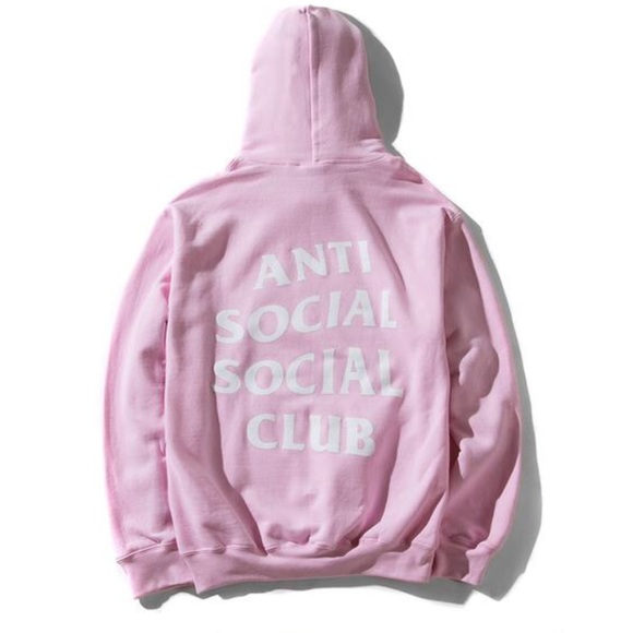 3c8a0e7b5fed Anti Social Social Club  Know You Better  Hoodie