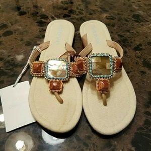 OndadeMar Shoes - OndadeMar Sandals Size 8