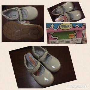 Primigi Other - Ivory dressy shoes