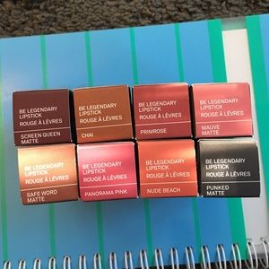 "Smashbox ""be legendary"" lipstick bundle (8)"