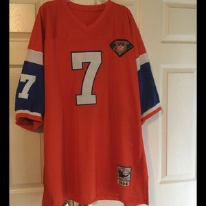 Mitchell & Ness Other - Mitchell & Ness John Elway Throwback Jersey