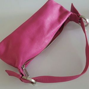Small Pink Express purse mint condition