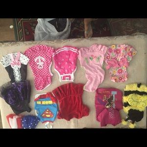 Other - Xs dog or pet clothes lot