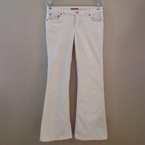 UNIONBAY Pants - ⚪️Cream Flare Courds ⚪️