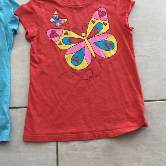 Two t-shirts size 14 girl 60% off Children's Place Other - Two t-shirts size 14 girl from Monica's closet on Poshmark - ?