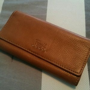 Fossil Wallet - Genuine Leather