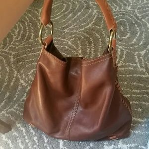 Lucky Brand 100% Cow hide leather