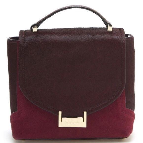 Well known kate spade Bags   Limited Edition Calf Hair Keran Bag   Poshmark IP23