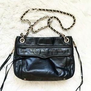 Rebecca Minkoff Handbags - Black Rebecca Minkoff Swing Bag