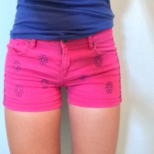 Lucky Brand Pink Shorts