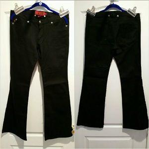 Tripp nyc Denim - Tripp NYC black jeans