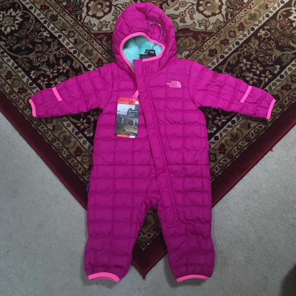 3ddf60129 North Face Thermoball Bunting Infant Winter Boutique