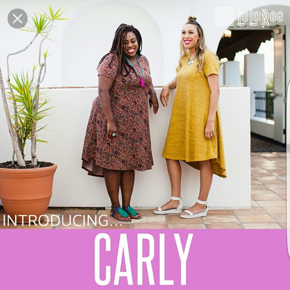 8fd5e14659 NWT CARLY Dress-LuLaroe (XL)