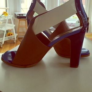 Zara Shoes - Zara Strappy Heels