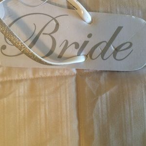 4d30ce877 Gilligan   O Malley Shoes - NWT Target bridal flip flops