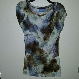 Simply Vera Wang  Tops - Last Call Donating Simply Vera Wang Muted Top
