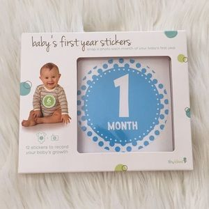 Other - Baby's First Year Stickers