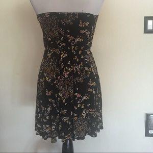 Dresses - Strapless dress