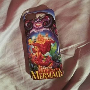 Other - iPhone 5/5s Little mermaid case.