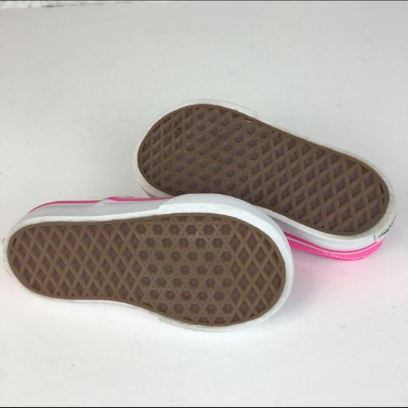 Zapatos De Furgonetas Para El Tamaño De Las Niñas De 4 WOtwHL