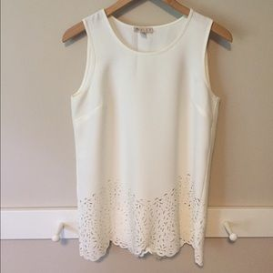 Tops - Ivory Boutique Top