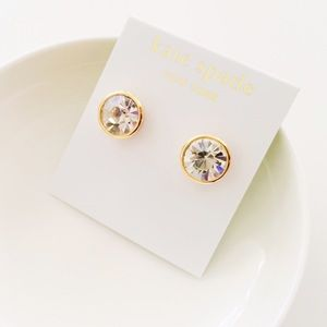 Kate Spade Gem Earrings.