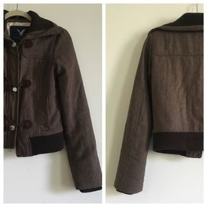 American Eagle Outfitters Jackets & Blazers - bomber jacket coat