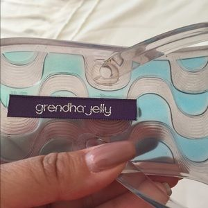 90ba3beead7111 Grendha Jelly Shoes - Grendha Jelly clear starfish waterproof flip flops