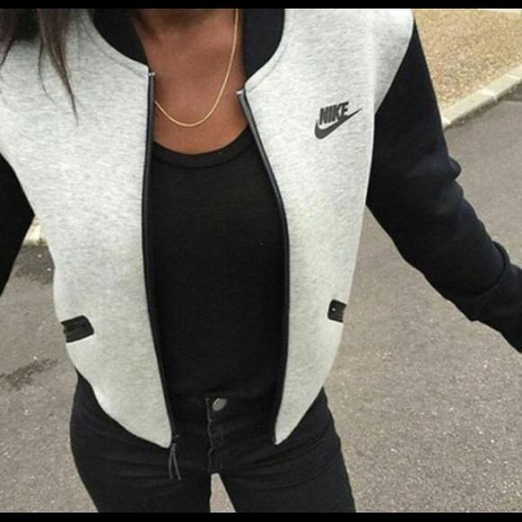 Nike women s tech fleece 3mm bomber jacket - S. M 579d165478b31c4b9f00de8a df4f8a158