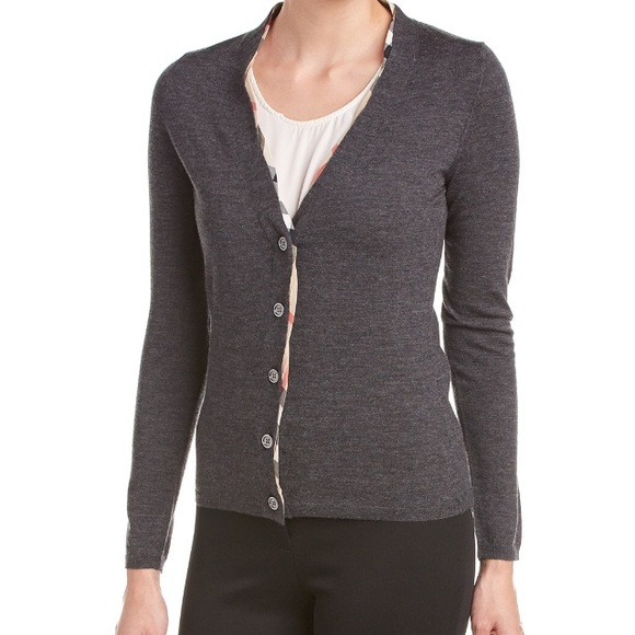 6ae5340d6837a 🎈sale🎈Like new Burberry black sweater wool