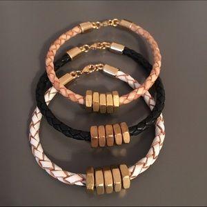 Half United Jewelry - 🎉Host pick! Half United Honeybee Bracelet - Black