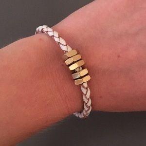Half United Jewelry - 🎉x2 Half United Honeybee Bracelet - White