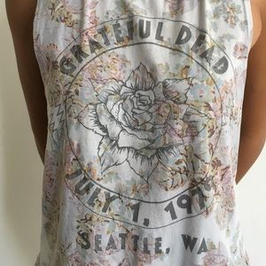 Urban Outfitters Tops - Urban Outfitters Grateful Dead Muscle Tee.