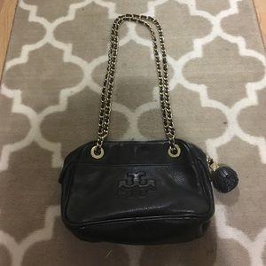 tory burch tan purse