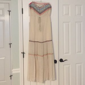 Flying Tomato maxi dress (boutique brand)