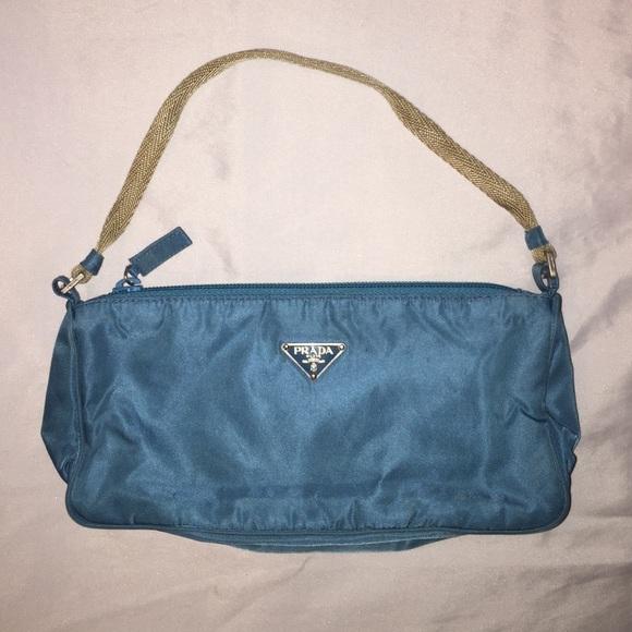 Prada Bags   Authentic Small Satin Evening Bag   Poshmark f789d2a5e6